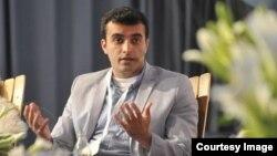 Азербайджанский правозащитник Расул Джафаров.