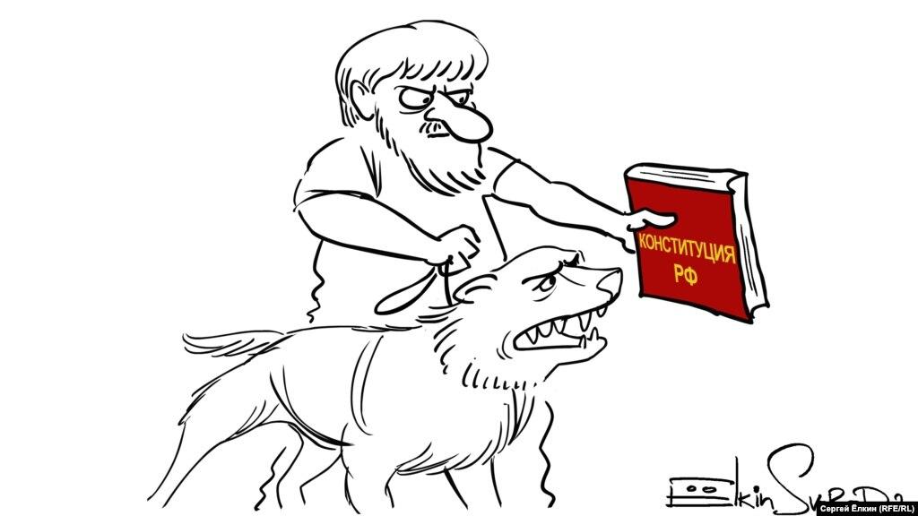 """""""Путин убил твоего отца. С чеченского парня сняли штаны за то, что он сказал """"Путин - п#####с"""". Какой позор!"""", - экс-глава администрации Президента Ичкерии Баталов - Кадырову - Цензор.НЕТ 7371"""