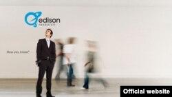 """ორგანიზაცია """"Edison Research""""-ის ვებსაიტი"""