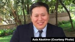 Азис Абакиров.