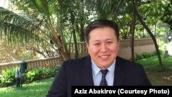 Азиз Абакиров.