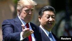 АКШ президент Дональд Трамп менен Кытай лидери Си Цзиньпиндин апрель айындагы жолугушуусунда Түндүк Корея маселеси талкууланган.