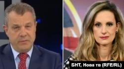Емил Кошлуков и Миляна Велева.