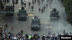Përleshjet në Egjipt