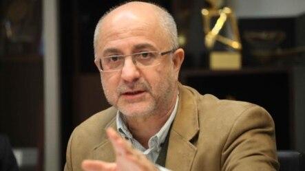 علی مرادخانی از اعضای این هیئت، معاون هنری وزارت فرهنگ و ارشاد اسلامی در این نشست سخنرانی کرده است