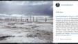 دعوت از لئوناردو دی کاپریو برای بازدید از دریاچه ارومیه