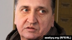 Сергей Сидоров. Орал, 17 қараша 2014 жыл.