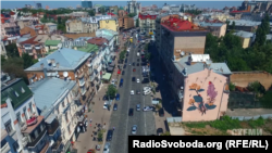 Вулиця Велика Васильківська у Києві