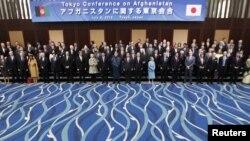 У Токіо відкрилася конференція з відновлення Афганістану, 8 липня 2012 року
