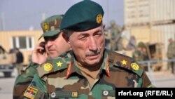 جنرال عبدالمالک: وضعیت امنیتی کندز در کنترول است.