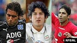 روز شنبه برای سه لژيونر ايرانی فوتبال آلمان وانگليس روز موفقی بود.