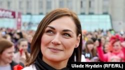 Керівниця пресслужби президента Білорусі Наталія Ейсмонт