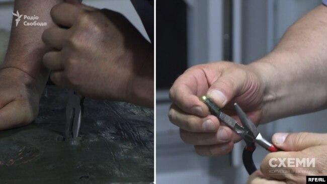 Сергій Колядін: «Зазвичай бойова куля деформується на тканній броні, а ця проходила через матеріал практично без спротиву»