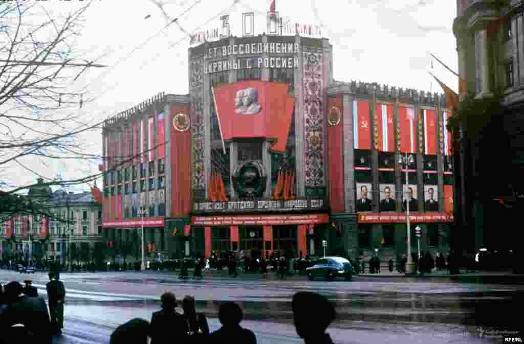 Здание Центрального телеграфа, улица Тверская, 7, Москва