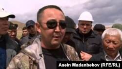Нурбек Садыгалиев.