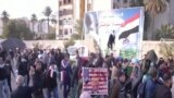 Protestul anti-American din Bagdad