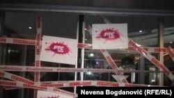 Poruke sa protesta 'Jedan od pet miliona' u Beogradu