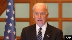 Nënpresidenti i Shteteve të Bashkuara, Joe Biden.