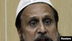 Pakistani cleric Sahibzada Fazal Karim