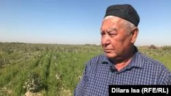 Мақташы Тұрсынбай Тағаев. Түркістан облысы, Жетісай ауданы, 2 қазан 2018 жыл
