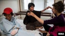 «روند درمان دختران شینآبادی تا ۱۵ سال دیگر ادامه خواهد داشت»
