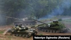 T-64 tankları, 2016-cı il