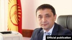 Бакытбек Джусупбеков.