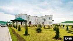 Частная резиденция президента в Гудермесе