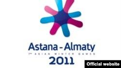 Алматы мен Астана қалаларында өткен 7қысқы Азия ойындарының таңбасы.
