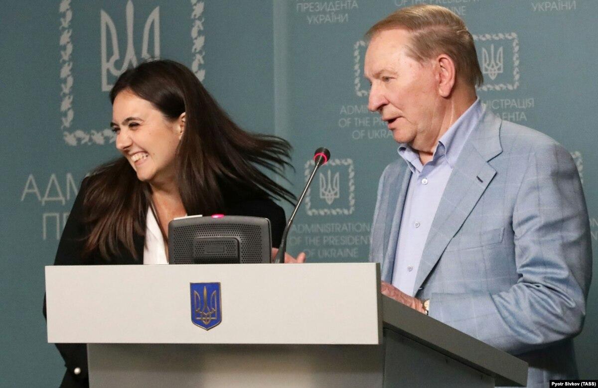 Бессмертного освободили через формирование «более эффективной команды» ТКГ – секретарь Зеленского