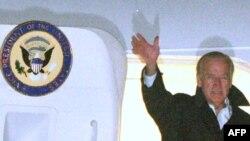 Nënpresidenti Xho Bajden. Varshavë, 20 tetor 2009.