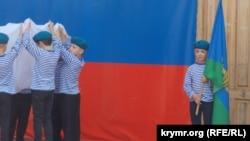 Детский концерт в честь Дня защиты детей в Севастополе. 1 июня 2018 года