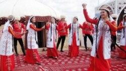Türkmenistan Nowruz baýramyny belleýär
