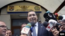 Victor Ponta makes în faţa DNA, 5 iunie 2015