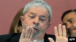 Бывший президент Бразилии Лула да Сильва.