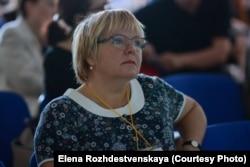 Елена Рождественская
