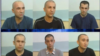 """""""Өзбекстан"""" телеканалы көрсөткөн берүүдөн алынган сүрөт."""