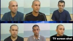 Toshkent viloyat sudi 12-13 yilga hukm qilgan olti o'zbek.