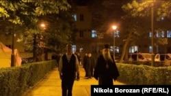 Lirimi i priftërinjëve pas mesnatës të premten në Mal të Zi.