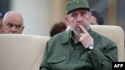 Bivši kubanski lider Fidel Castro, 2010.