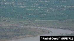 Кокул находится на границе с Афганистаном