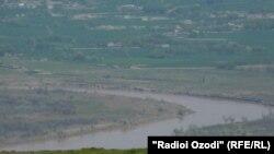 Афғонистон билан чегарадош Кокул қишлоғи