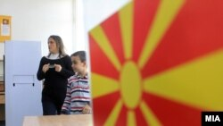Glasanje u Makedoniji, 13. aprila 2014.