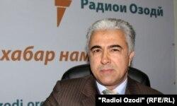 Саидҷаъфар Исмонов, раиси ҲДТ