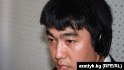 Chairman of the new Kyrgyz Liberal Democratic Party Seitek Kachkynbaev