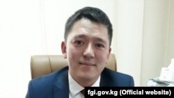 Экс-замглавы ФУГИ Бакыт Мураталиев.