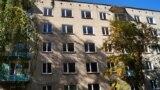 Общежитие для переселенцев, отремонтированное на средства ЕС, Синельниково, 23 октября 2018 года