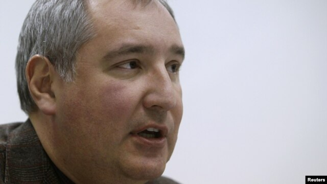 Dmitry Rogozin was Russia's envoy to NATO.