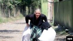 По данным ООН, в результате вооруженного конфликта на Южном Кавказе свои дома покинули более 158,5 тысячи человек