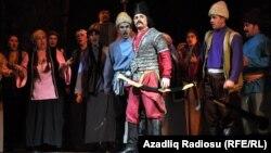 «Koroğlu» operası